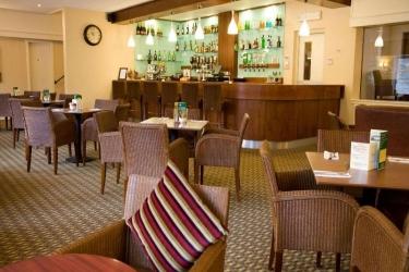 Hotel Windlestrae: Bar KINROSS