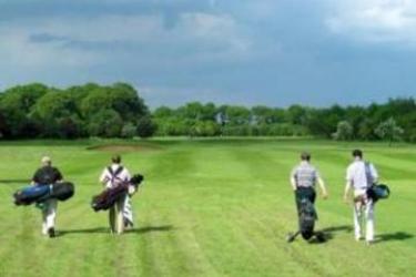 Hotel Windlestrae: Campo da Golf KINROSS