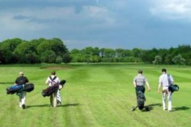 Hotel Windlestrae: Golf Course KINROSS