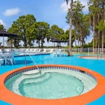 Hotel Howard Johnson Express Inn & Suites Lakefront Park Kissimmee