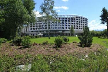 Seepark Hotel - Congress & Spa: Exterior KLAGENFURT