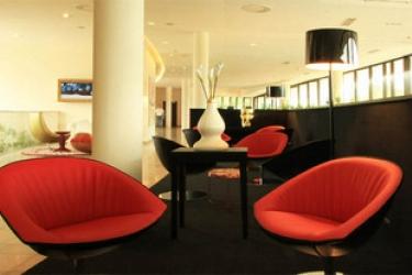 Seepark Hotel - Congress & Spa: Lobby KLAGENFURT