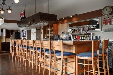 Hotel Best Western Kodiak Inn: Bar KODIAK (AK)
