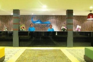 Hotel Keeree Ele: Lobby KOH CHANG