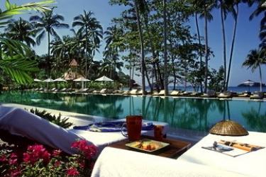 Hotel The Emerald Cove Koh Chang: Piscina KOH CHANG