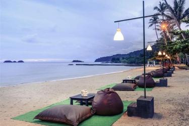 Hotel Mercure Koh Chang Hideaway: Bar KOH CHANG