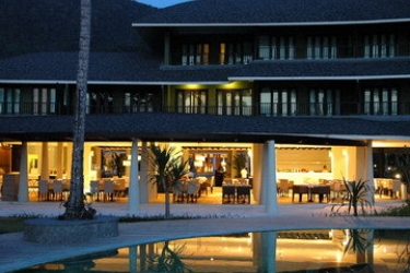 Hotel Mercure Koh Chang Hideaway: Restaurante KOH CHANG