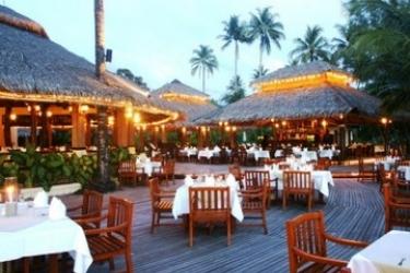 Hotel Centara Koh Chang Tropicana Resorts: Restaurante KOH CHANG