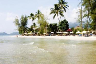 Hotel Centara Koh Chang Tropicana Resorts: Plage KOH CHANG