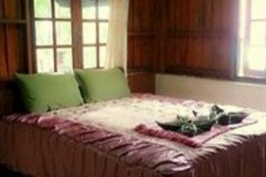 Hotel Sea Rock Resort: Bungalow KOH PHANGAN