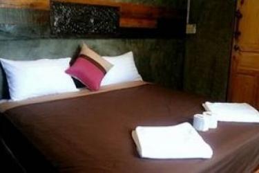 Hotel Sea Rock Resort: Caminetto KOH PHANGAN