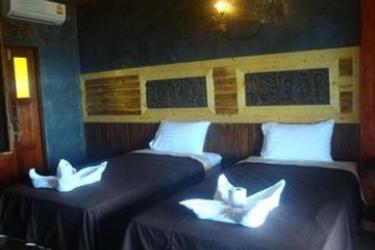 Hotel Sea Rock Resort: Jacuzzi KOH PHANGAN