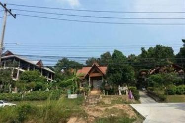 Hotel Sea Rock Resort: Roof Garden KOH PHANGAN