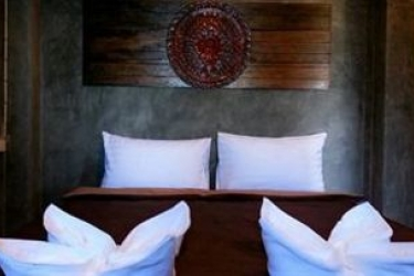 Hotel Sea Rock Resort: Teatro KOH PHANGAN