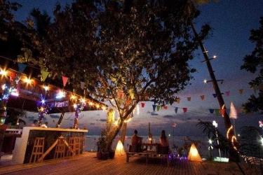 Hotel Long Bay Resort: Bar KOH PHANGAN