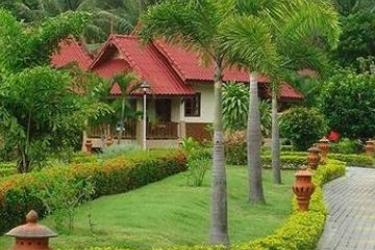 Hotel Long Bay Resort: Esterno KOH PHANGAN