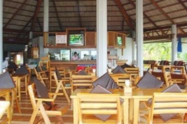 Hotel Long Bay Resort: Ristorante KOH PHANGAN