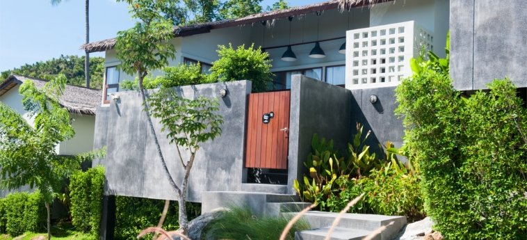 Floral Hotel Pool Villa Koh Samui: Dettagli Strutturali KOH SAMUI
