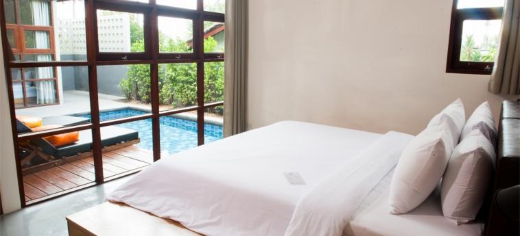 Floral Hotel Pool Villa Koh Samui: Habitación KOH SAMUI