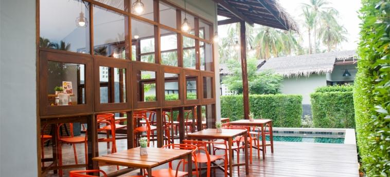 Floral Hotel Pool Villa Koh Samui: Restaurante KOH SAMUI