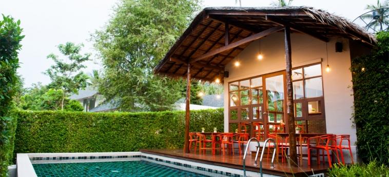 Floral Hotel Pool Villa Koh Samui: Exterieur KOH SAMUI