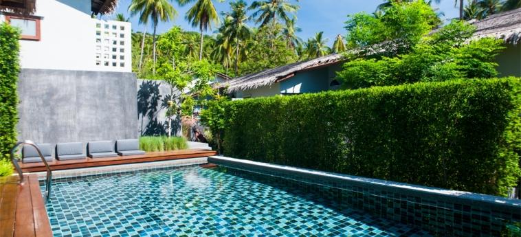 Floral Hotel Pool Villa Koh Samui: Swimming Pool KOH SAMUI
