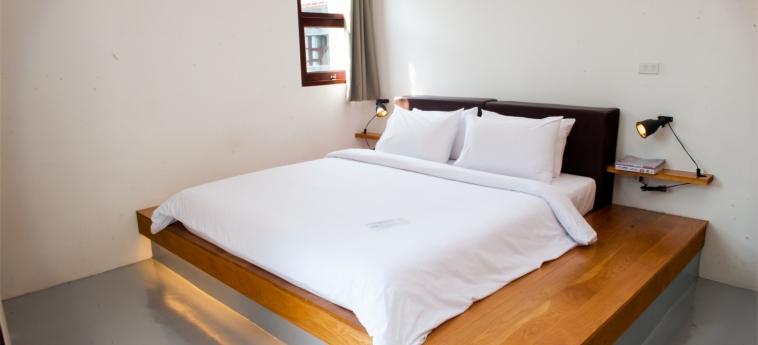 Floral Hotel Pool Villa Koh Samui: Bedroom KOH SAMUI