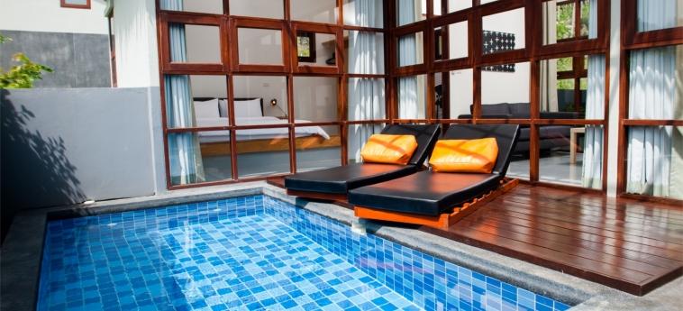 Floral Hotel Pool Villa Koh Samui: Outdoor Swimmingpool KOH SAMUI