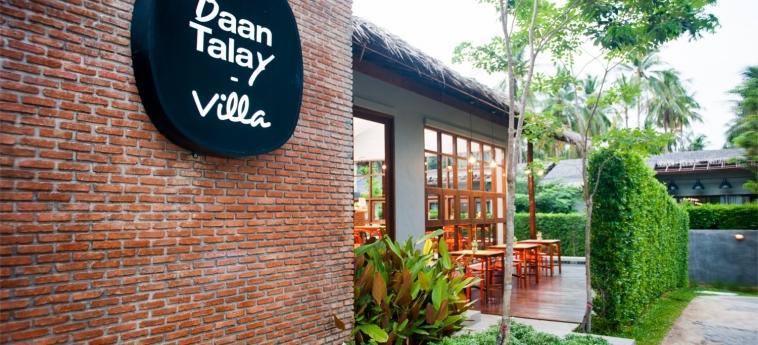 Floral Hotel Pool Villa Koh Samui: Restaurant KOH SAMUI