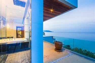 Hotel Baan Talay Sai Villa: Escritorio KOH SAMUI