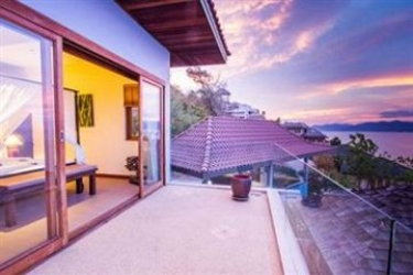 Hotel Baan Talay Sai Villa: Sala de Ceremonia KOH SAMUI