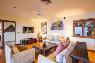 Hotel Baan Talay Sai Villa: Chambre Supérieure KOH SAMUI