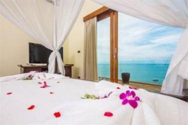 Hotel Baan Talay Sai Villa: Patio KOH SAMUI