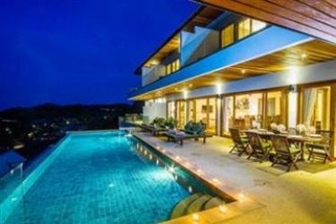 Hotel Baan Talay Sai Villa: Reception KOH SAMUI