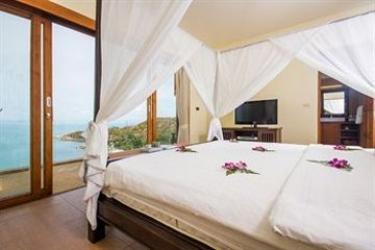 Hotel Baan Talay Sai Villa: Affresco KOH SAMUI