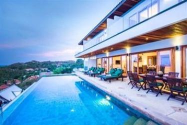 Hotel Baan Talay Sai Villa: Sala KOH SAMUI