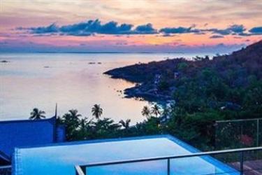 Hotel Baan Talay Sai Villa: Sauna KOH SAMUI