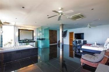 Hotel Baan Talay Sai Villa: Außen Bar KOH SAMUI