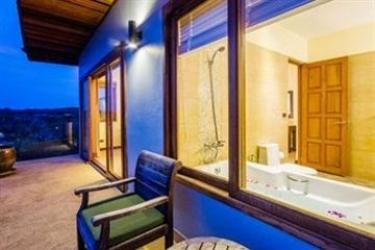 Hotel Baan Talay Sai Villa: Beheiztes Schwimmbad KOH SAMUI