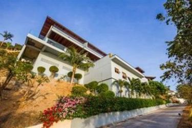 Hotel Baan Talay Sai Villa: Deluxe Zimmer KOH SAMUI