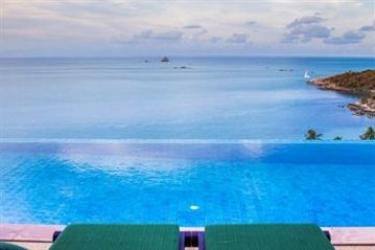 Hotel Baan Talay Sai Villa: Meer KOH SAMUI