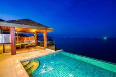 Hotel Baan Talay Sai Villa: Solarium KOH SAMUI