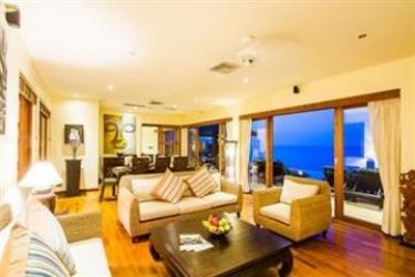 Hotel Baan Talay Sai Villa: Balcony KOH SAMUI