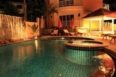 Hotel Chaweng Noi Residence: Couloir KOH SAMUI