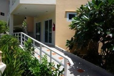 Hotel Chaweng Noi Residence: Garage KOH SAMUI