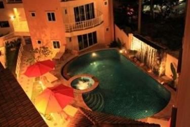 Hotel Chaweng Noi Residence: Salon KOH SAMUI