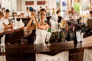 Hotel Nikki Beach Resort Koh Samui: Bar KOH SAMUI