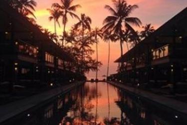 Hotel Nikki Beach Resort Koh Samui: Dining Area KOH SAMUI
