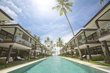 Hotel Nikki Beach Resort Koh Samui: Restaurant Panoramique KOH SAMUI