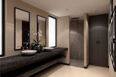 Hotel Nikki Beach Resort Koh Samui: Salle de Bains KOH SAMUI